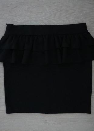 Продается юбка с оборкой amisu