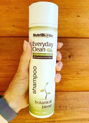 Шампунь для волос из сша nutribiotic