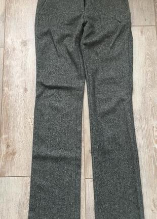 Sisley теплые брюки