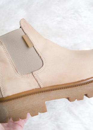 Кожаные ботинки, ugly shoes, челси wrangler usa, тракторная подошва