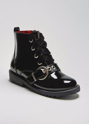 Лаковые ботинки matalan 25
