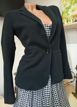 Фирменный деловой пиджак