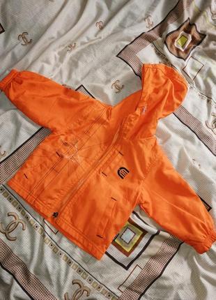 Курточка ветровка весна-осень