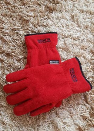 Флисовые перчатки regatta
