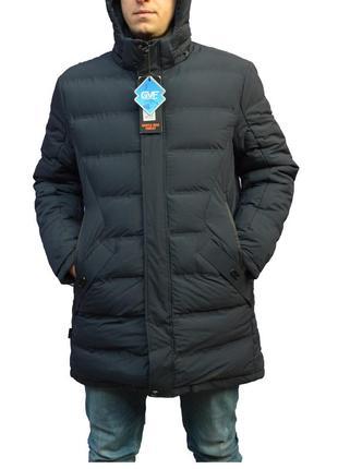 Удлиненная куртка на зиму gvf - 5625