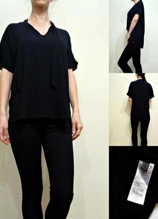 Блуза свободного кроя