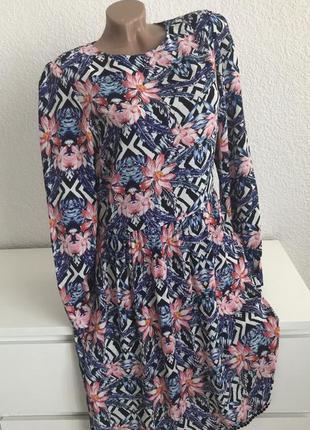 Juniper rose платье с карманами