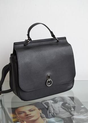 Сумка женская портфель каркасная phil италия s00-0866