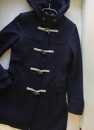 Massimo dutti шерстяное пальто