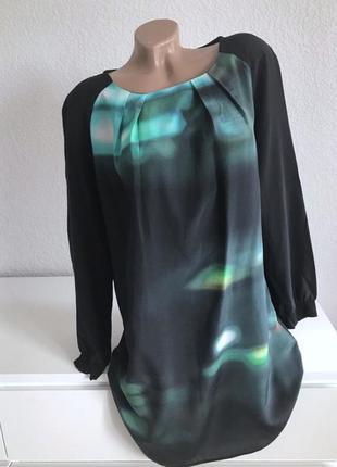 Отличное шёлковое платье stills