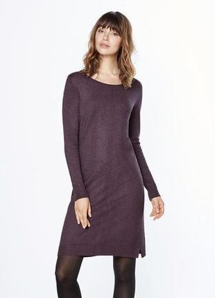 Красивое женское вязаное платье esmara евро 40-42