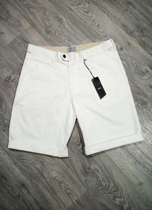Белые классические шорты marks & spencer