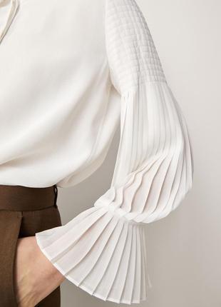 Рубашка блуза женская massimo dutti