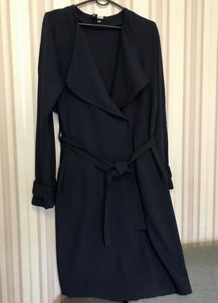 Платье миди кардиган легкое пальто от divided by h&m