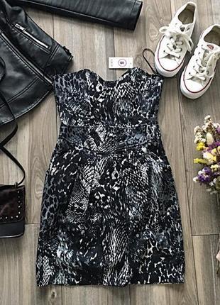 Платье бюстье select