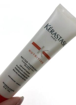 Термоактивный уход для сухих волос kerastase nutritive nectar thermique