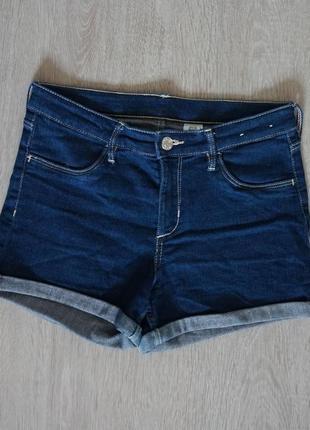 Продаются мега стильные джинсовые  шорты denim co