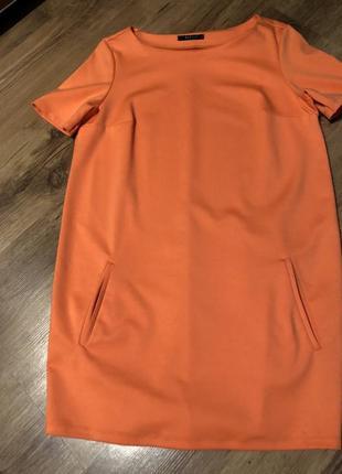 Платье mohito, m, прямой крой