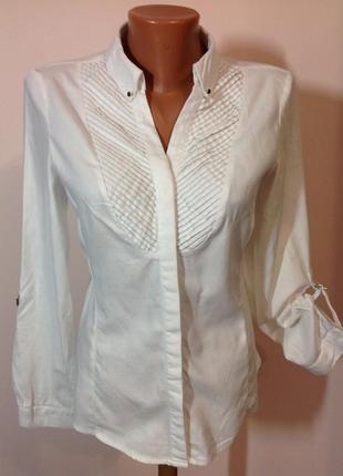 Orsay-s- котоновая офисная рубашка.