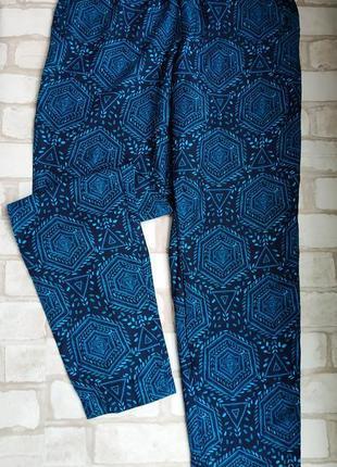Лёгкие,натуральные штаны с кармашками