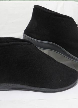 Ботинки ,бурки на меху