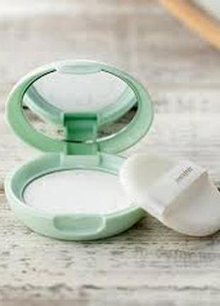 Компактная матирующая пудра no sebum mineral pact 8.5g innisfree