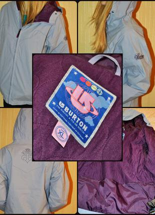 Куртка от дождя от burton