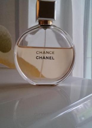 Шанель шанс, франция, 50 мл.