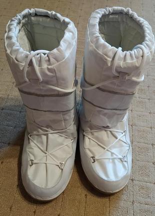 Зимові чоботи снов бутс