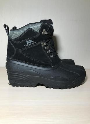Термо ботинки trespass aldor go further men's snow boots оригинал
