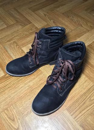 Ботинки осенние зимние noname 40