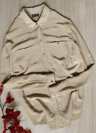 Шелковая рубашка / блуза gerry weber