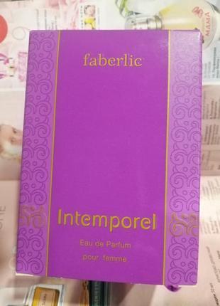 Парфюмерная вода faberlic intemporel/интемпорель 50 мл