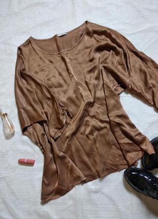 Блуза большого размера senes