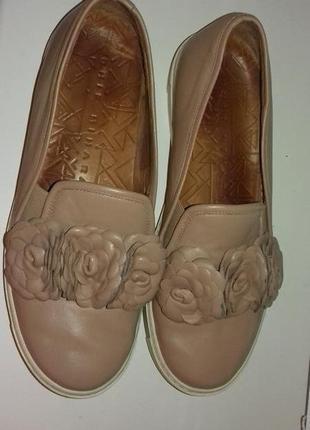 Слипоны туфли балетки