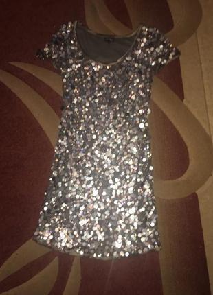Клубное, вечернее платье