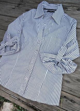 Блузка в полоску,срочная продажа!