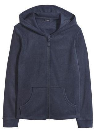 Женская флисовая кофта немецкого бренда esmara, s-m, l-xl