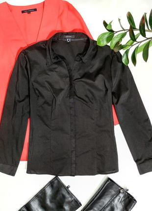 ❤️ классическая черная рубашка