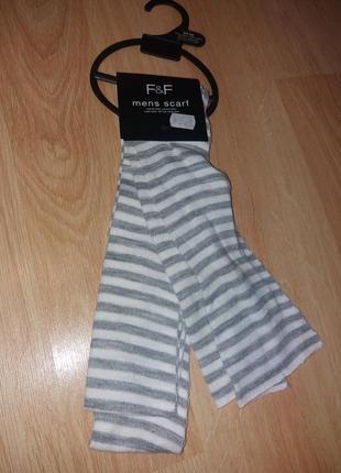 Розпродаж!!!шарф f&f