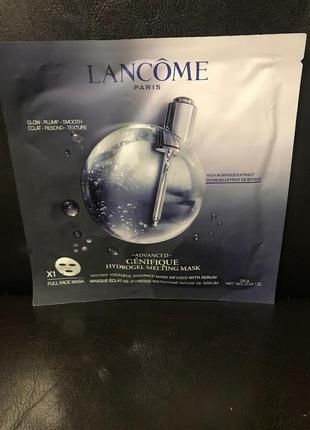 Гидрогелевая маска lancome genifique hydrogel melting mask