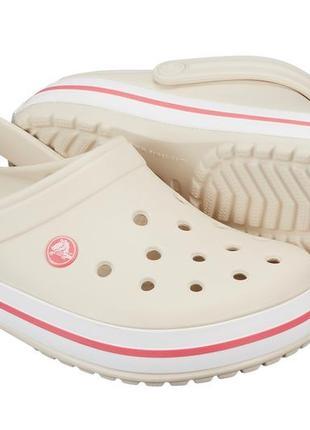 Оригинал! сабо клоги crocs crocband m5w7, m8w10