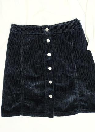 ❤️ вельветовая юбочка
