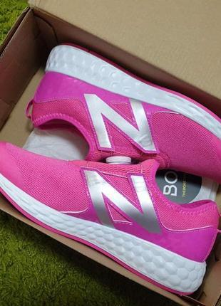 New balance - новые кроссовки с застёжкой boa