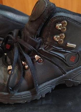 Зимние ботинки кроссовки columbia 38 р