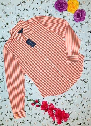 Шикарная новая рубашка в полоску ralph lauren, размер 48 - 50