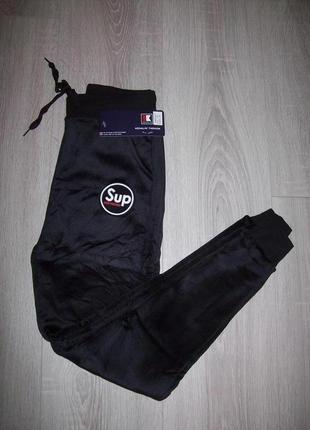 Велюровые штаны на меху