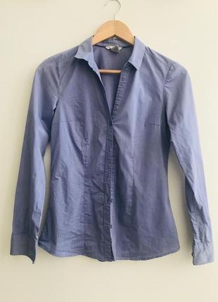 Рубашка h&m p.s cotton #206