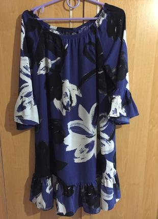 Платье bobeau универсальный размер