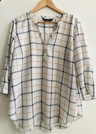Блуза f&f p. 18/14/46 #53 1+1=3🎁
